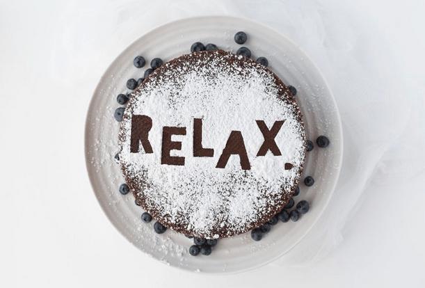 relax cake